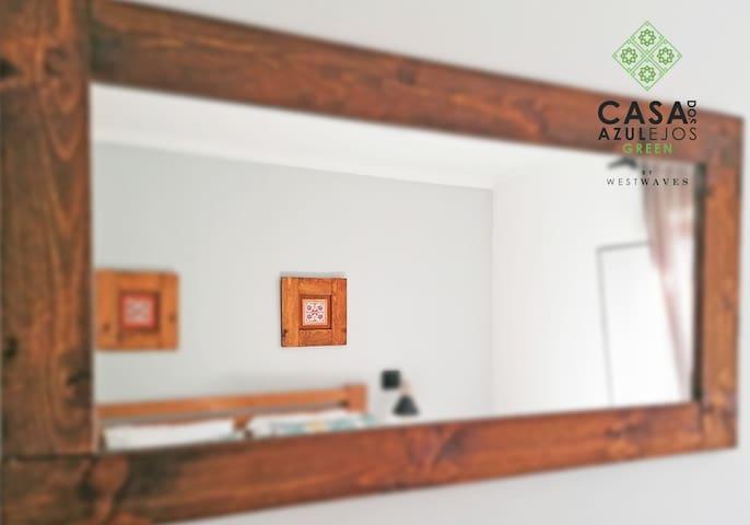 "Center City House ""Casa do AZULejo - Green"""