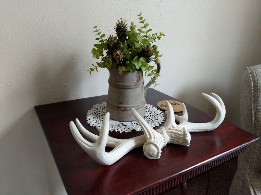 Living Room accents