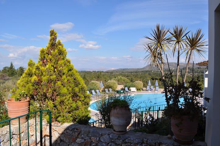 Villa SAVORY II, le calme entre Hania et Rethymnon
