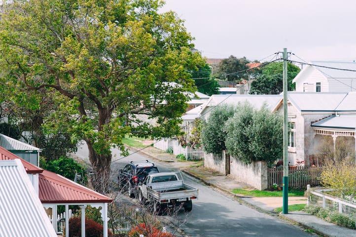 heritage precinct