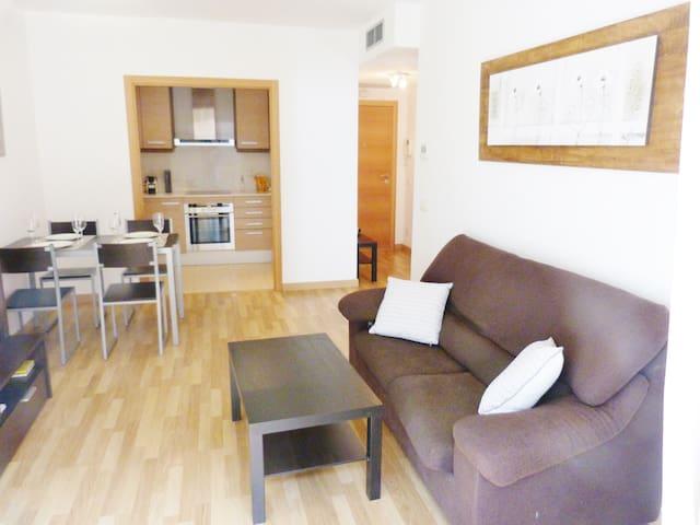 Apartamento lujo  en Tarragona a  200 m playa - Tarragona - Apartament