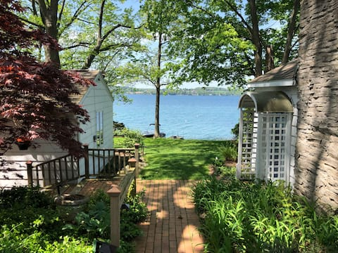 Skaneateles Lakeside Cottage