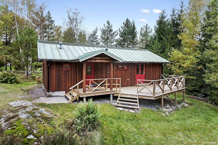 Spaddalen cottage