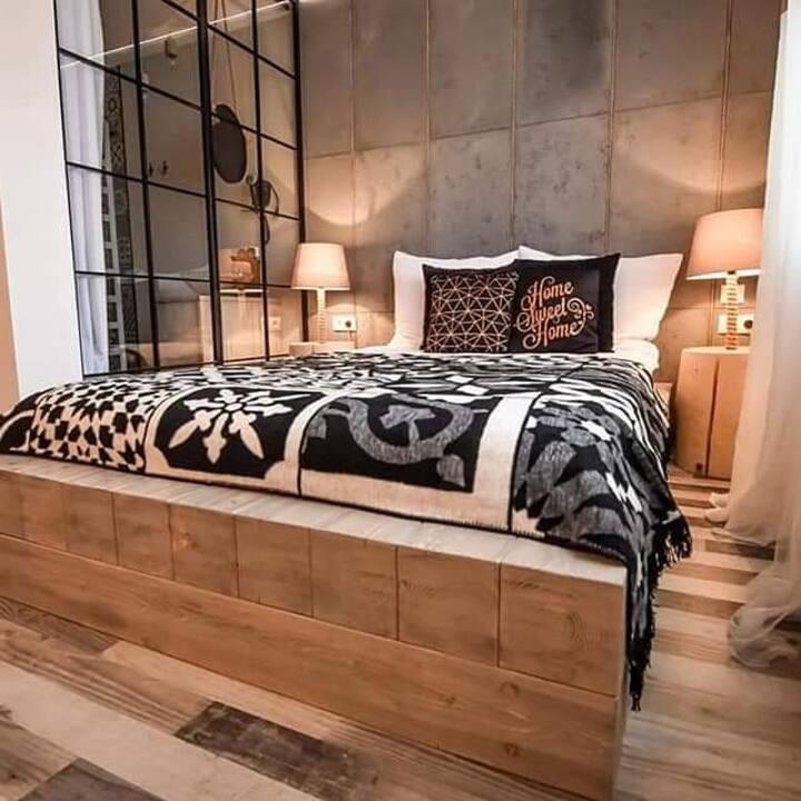 Pokój 2-osobowy nr 8 de luxe w Willi Bianco