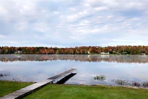 House on Shortts Lake
