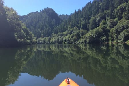 Cabin on the Lower Umpqua River! - Scottsburg - 小木屋