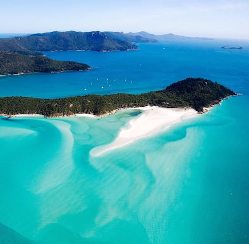 Right in the heart of Airlie Beach - Airlie Beach - Dům