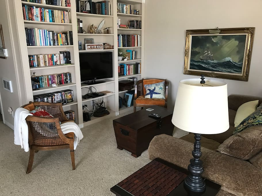 Books and movies, TV