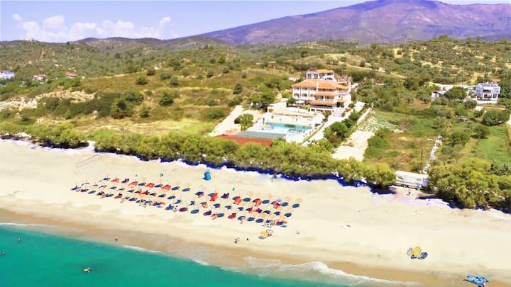THASSOS HOTEL GRAND BEACH SUPERIOR FAMILY ROOM SEA
