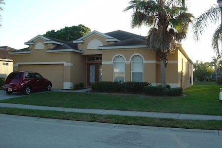 Emerald Retreat, 4 bedroom 3 bathroom villa, - Bradenton