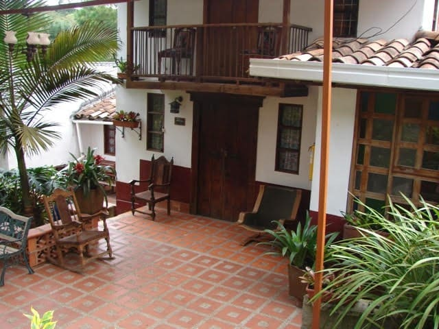 Total Relax in a Country Setting - Antioquia - Bed & Breakfast