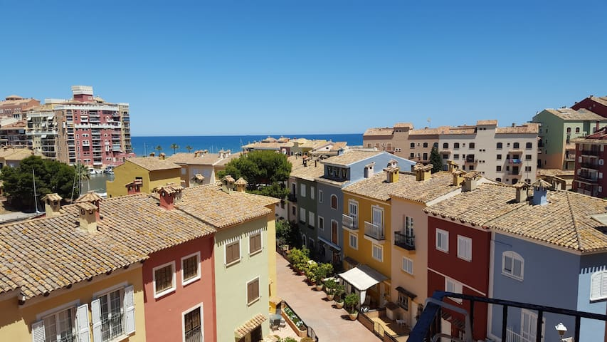 Lux 2 bed pad close to all you'll want - Port Sa Platja - Apartment