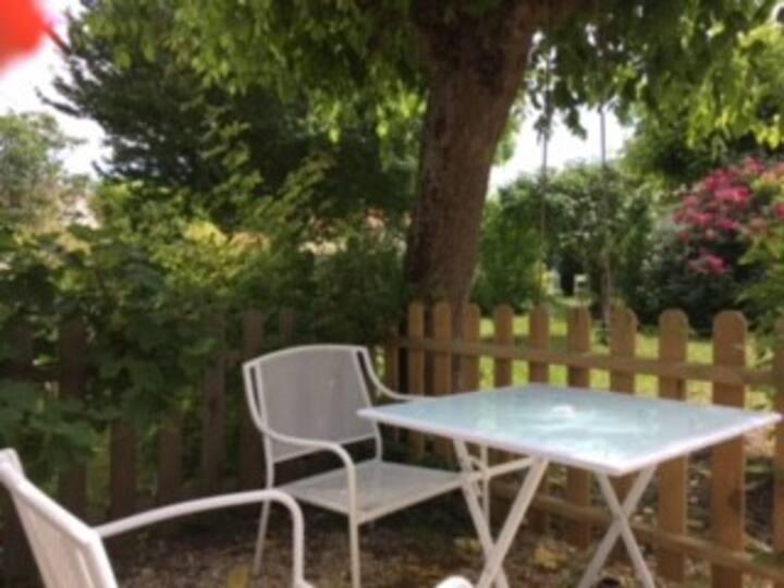 Logement indépendant accès piscine proche Bordeaux