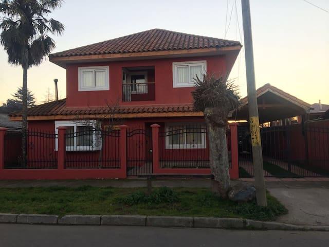 Casa grande Panimavida
