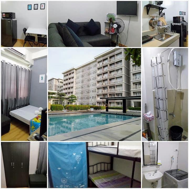 2BR Condo at Trees Residences