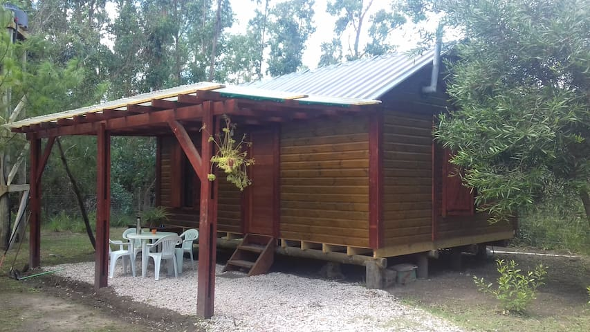 Punta Negra -Cálida cabaña rodeada de naturaleza. - Punta Negra - Hotel ekologiczny