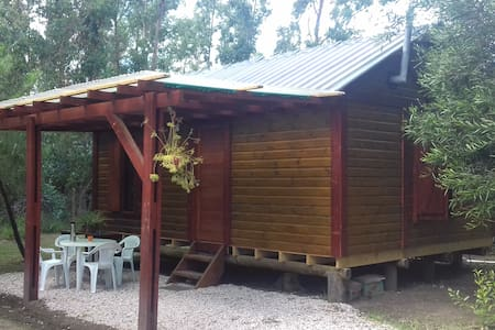 Punta Negra -Cálida cabaña rodeada de naturaleza. - Punta Negra - Rumah tumpangan alam semula jadi