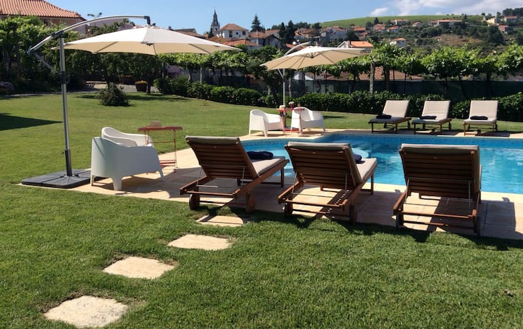 Traditional Country Villa in Douro Valley - Castedo - Vila