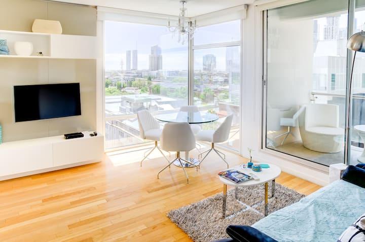 San Telmo/Puerto Madero 2 bdr luxury apartment