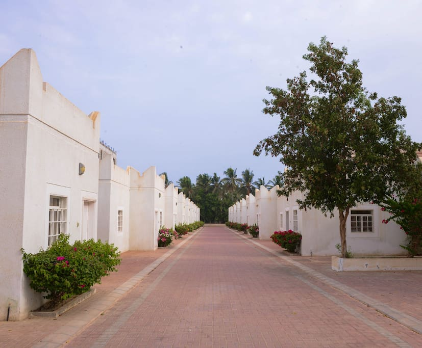 2 Bedroom Fully Furnished Luxurious Villas
