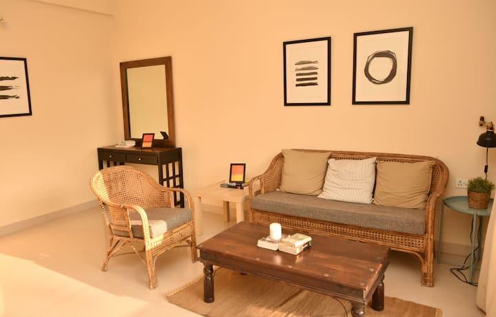 Casa Alcova - 2bhk RowVilla Nagali hills Dona Paul