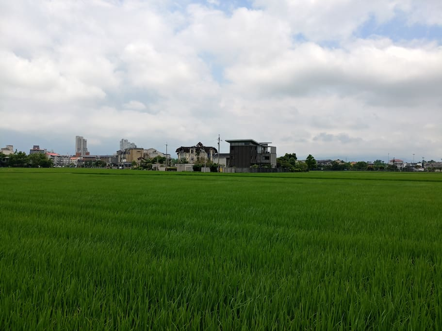 蘭陽田園&villa