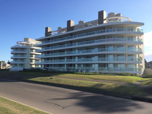 Apartamento frente al mar mansa - Maldonado - Wohnung
