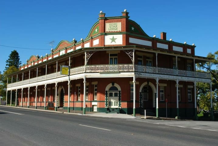 Historic Star Lodge Narrandera - Heritage Room 3