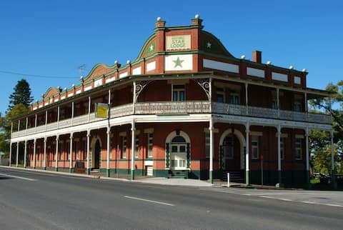 Historic Star Lodge Narrandera - Heritage Room 1