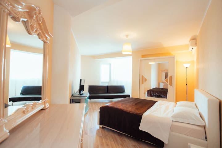 3027/ Lux apartment with 2 bedrooms in Centre
