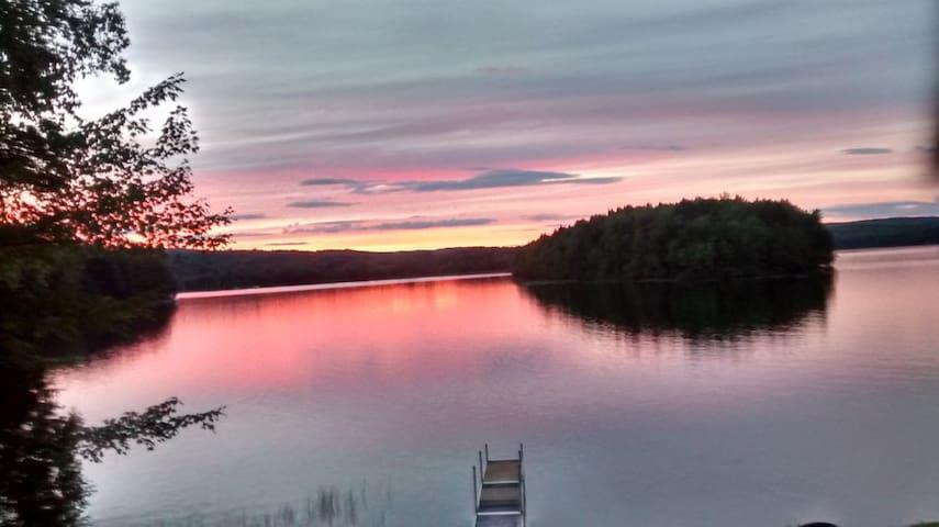 Lake Getaway