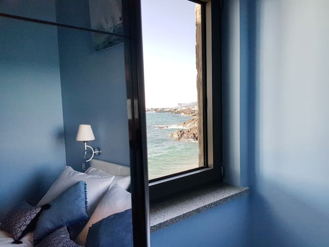 Deluxe Double Room with Sea View - Annex
