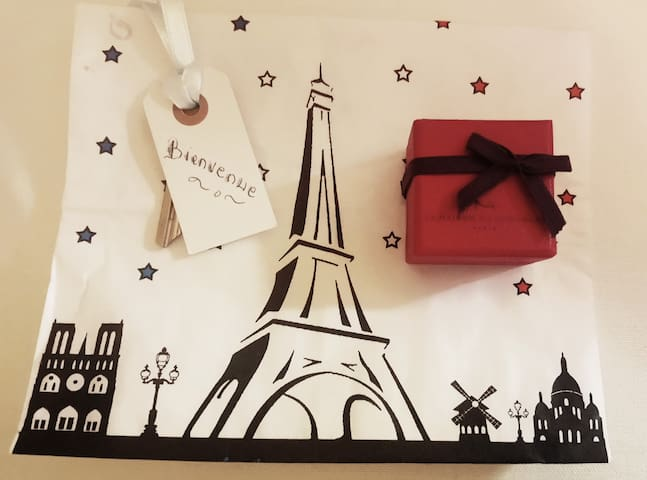 0 - Maison du Chocolat Welcome pack
