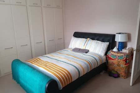 Beautiful double room close to the town centre