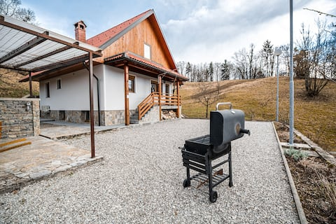 Valley view Holiday Home Mrak
