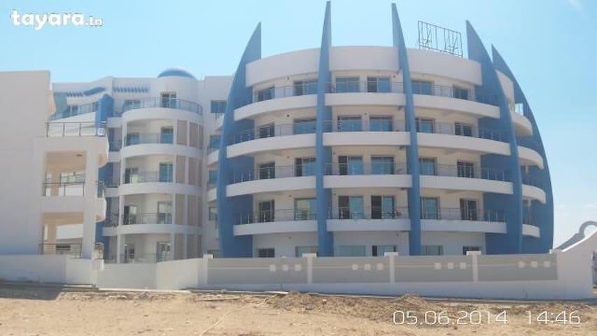 Appartement S2 de haut de Standing - Hergla - Apartemen