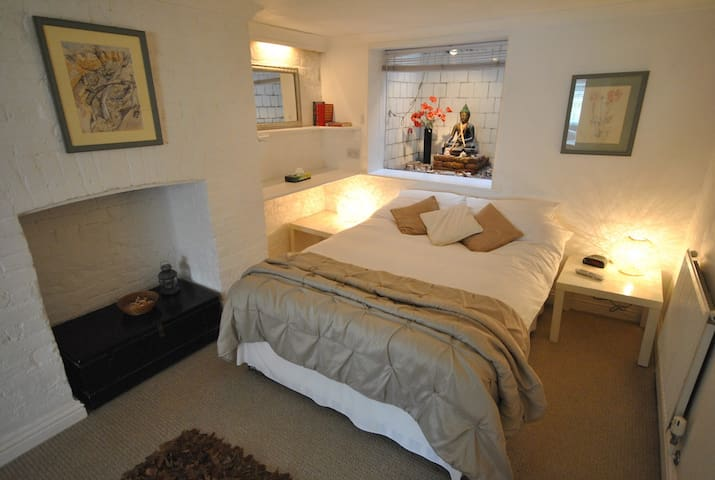 Apartment Stay in Historic Dover