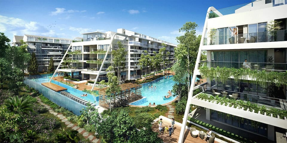 the nautical - Singapore - Condominio