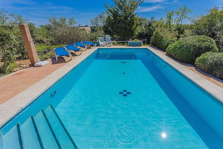 Portopetro private villa x 6 people - Illes Balears - House
