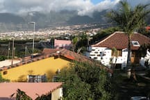 view of the finca
