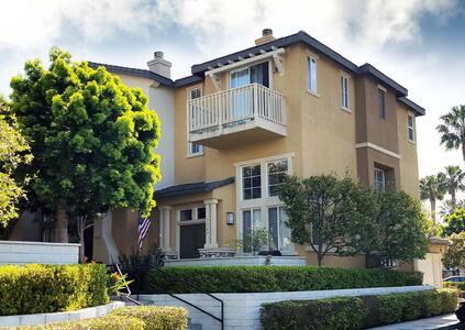 HUNTINGTON BEACH FAMILY ESCAPE - Huntington Beach - Casa a schiera