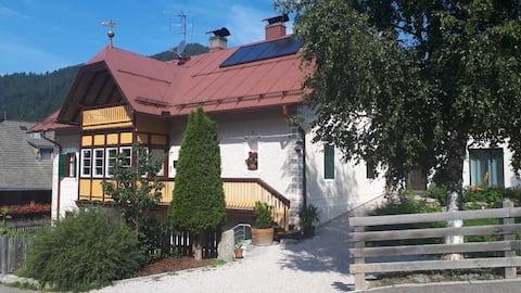 Διαμέρισμα Mansard για 2-4 άτομα. με θέα Δολομίτη
