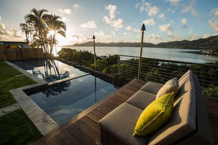 Ali'i Zen Haven ~ Luxury Villa Ocean Views!