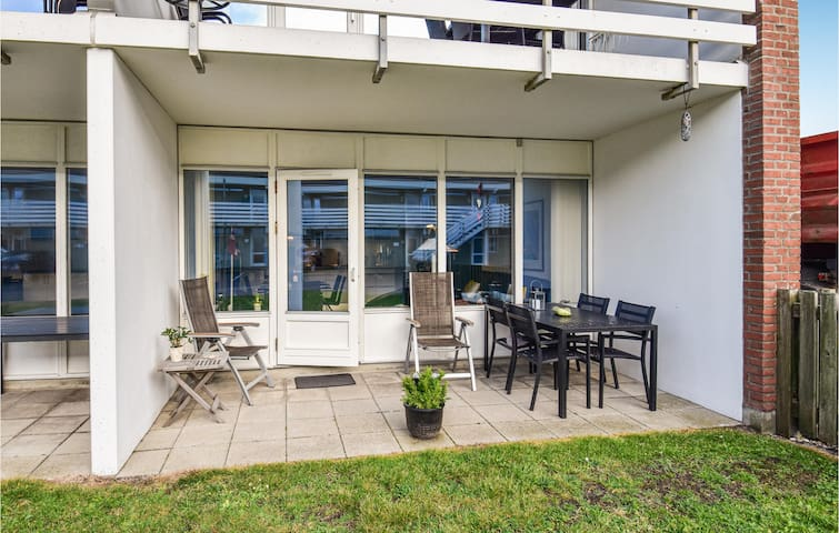 Holiday apartment with 1 bedroom on 51m² in Ringkøbing