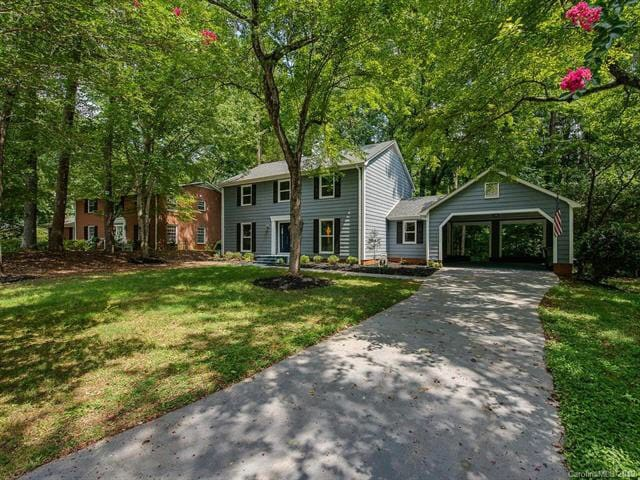 Sought after South Charlotte location near Park