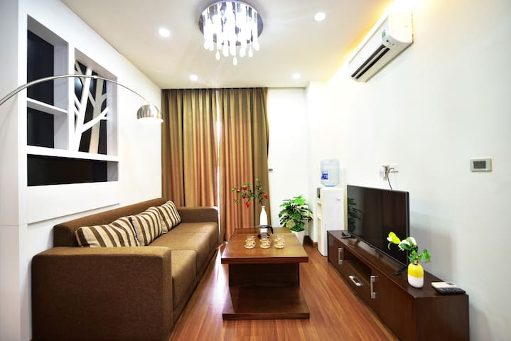 Japanese Style 2BR * City view * near BaDinh LOTTE