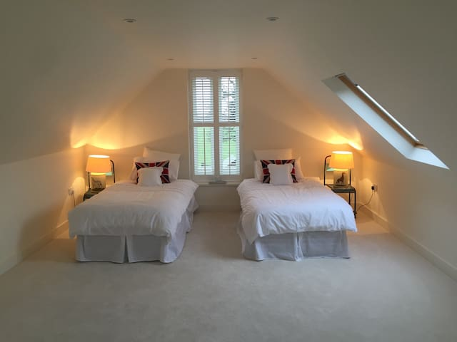 Beautiful Room with a View - Oxford - House