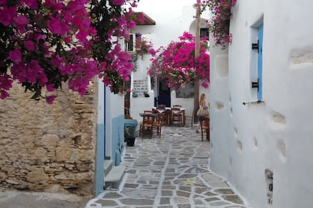 Prodromos traditional house 1-6 persons - Paros