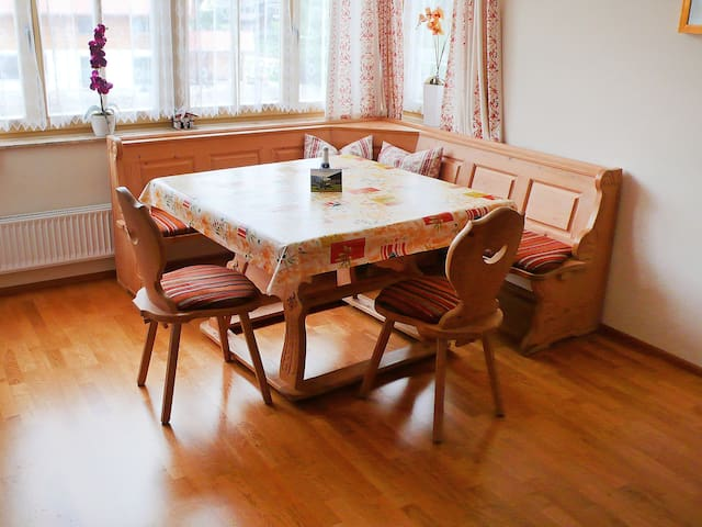 3-room apartment Bibelöd for 6 persons in Ruhpolding - Ruhpolding - Pis