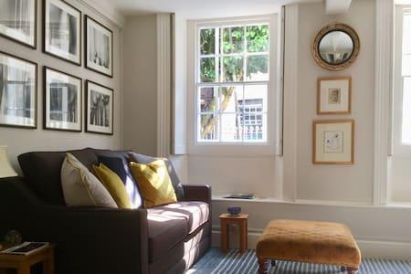 Fabulous Apartment in Historic House in St Aubin